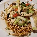 Mi Xao au poulet (croustillant)