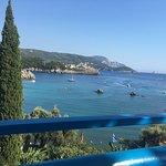 Belvedere Restaurant - Pool Bar at Paleokastritsa Resort Foto