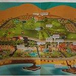Zona hoteles Elba & Golf.