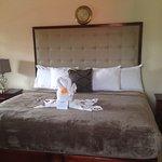 Amazing bed very comfortable night's sleeping.