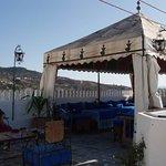 la terrasse des petits dejeuners