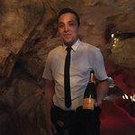 Foto de Alux Caverna Restaurant Lounge