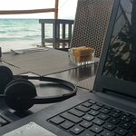 Photo de Jony's Beach Resort