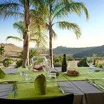 Restaurant in terrazza