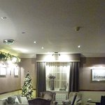 Part of refurbished lounge