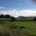Countryside surrounding Culdaff