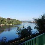Vista del Ticino dal Parco
