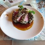 Seared Ahi Tune