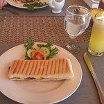 Pearl Restaurant at Linaw Beach Resort Foto