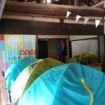 島小屋帳篷