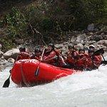 Alpine Rafting Foto