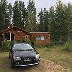 Teepee cottage
