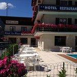 Hotel Les Fleurs Foto