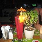 Faros Beach Pub Foto