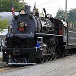 Steam Engine 1702 - Bryson City NC