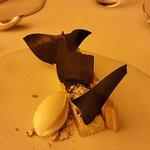 le dessert avec moultes saveurs: exquis!