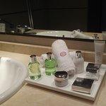 Set de amenities de baño