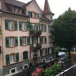 Photo de Hotel Alpha