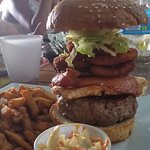 The madness burger