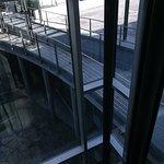 .....Parkhaus-Aufzug....