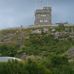 Cabot Tower on Signal Hill.