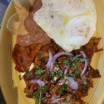try some of our breakfast dishes