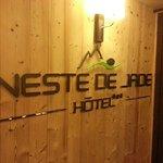 Photo de Hôtel Neste de Jade
