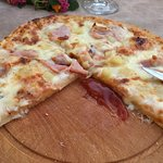 Best pizza in turkey!
