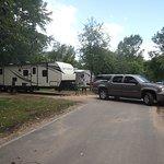 Back in campsite