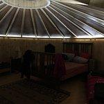 Ash yurt ❤️ amazing 2 nights break ❤️