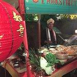 Street food carts Leela-style