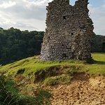 Pennard Castle Foto