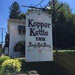 Kopper Kettle Inn, Morristown, Indiana
