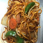Singapore chow mein (hot & spicy)