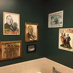 The Coop Deck - Three Stooges in Men's Room!