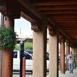Plaza de Taos...