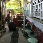 1870 Banana Courtyard French Quarter / New Orleans B&B Photo