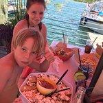 Kids loving the Nachos!