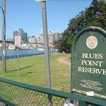 Blues Point Reserve