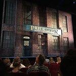 Kinky Boots on Broadway Foto