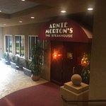 Entrance to Arnie Morton's Woodland Hills, Los Angeles, CA