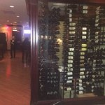 Wine cellar at Arnie Morton's The Steakhouse - Woodland Hills