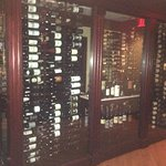 Arnie Morton's The Steakhouse, Woodland Hills wine cellar