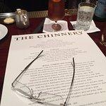 The Chinnery menu & bar