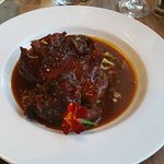 Main - Crispy Duck with savoy cabbage and a tamarind jus (MY FAVE!!!)