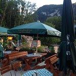 Seealm Restaurant Konigssee Foto