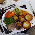 Roast beef.....