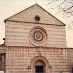 Basilica di Santa Chiara - Assisi.