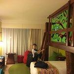 Adjoining bedroom