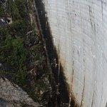 Abseiling Gordon Dam